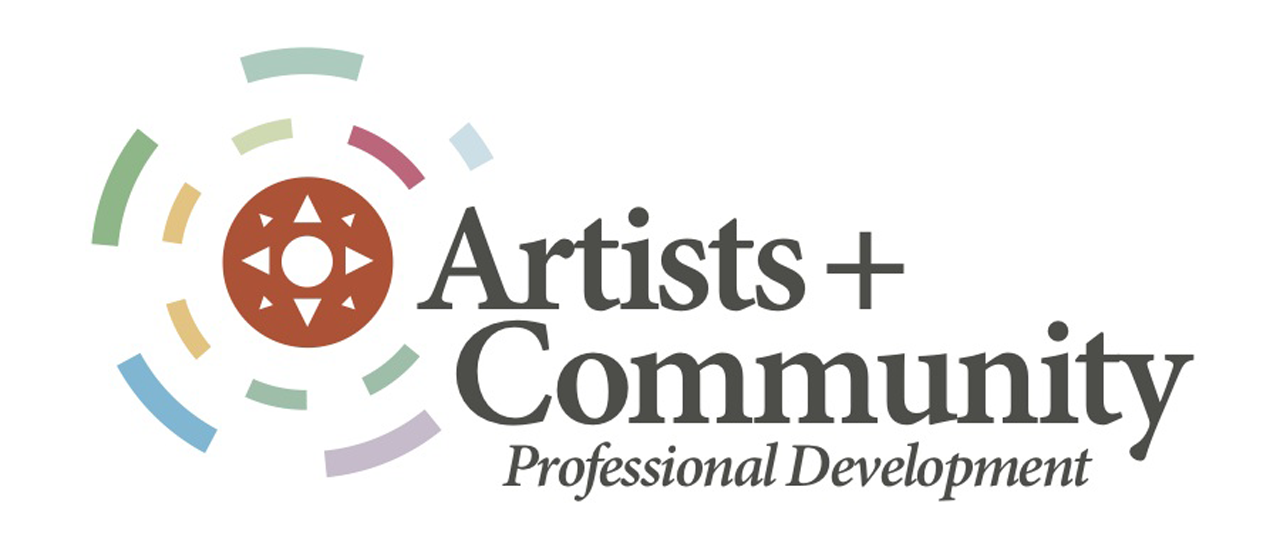 Artists + Community logo
